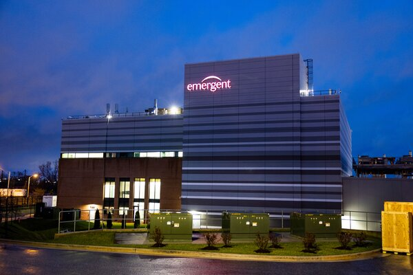 Emergent has a federal contract to produce Johnson & Johnson's coronavirus vaccine.