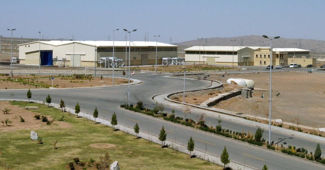 Blackout Strikes Natanz Nuclear Facility and Iran Calls It Sabotage