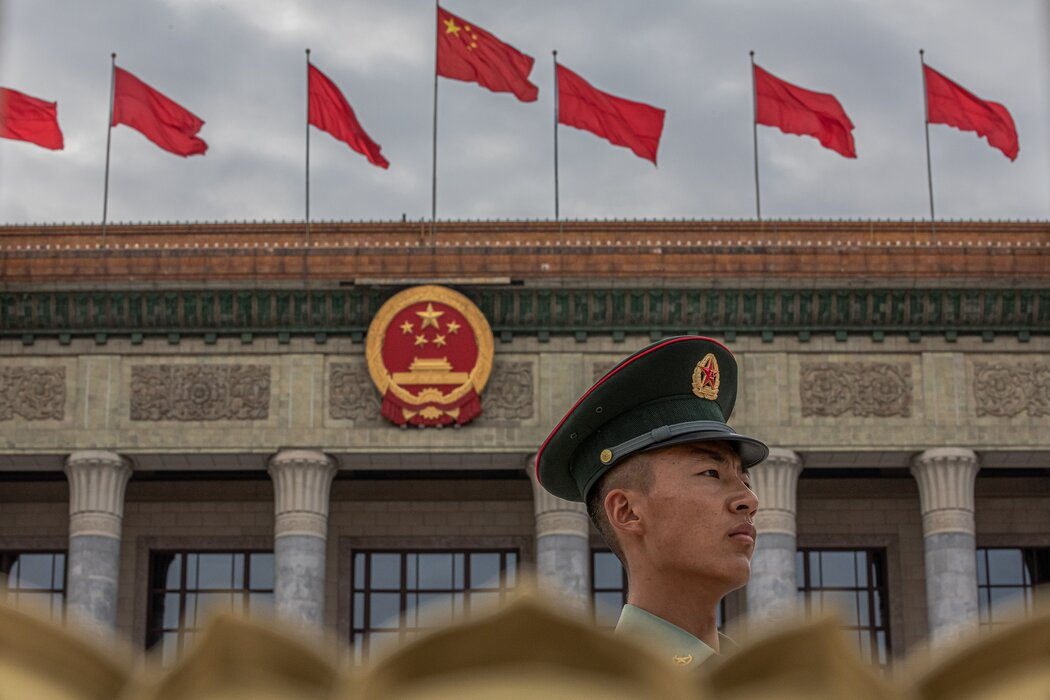 美情报报告:中国对美国构成最大威胁 美情报报告:中国对美国构成最大威胁