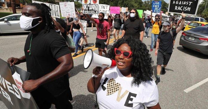 Florida Passes Public Disorder Bill