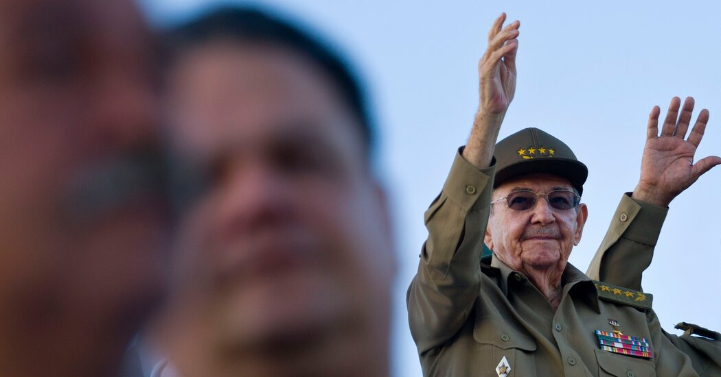 Raúl Castro to Step Down as Head of Cuba's Communist Party