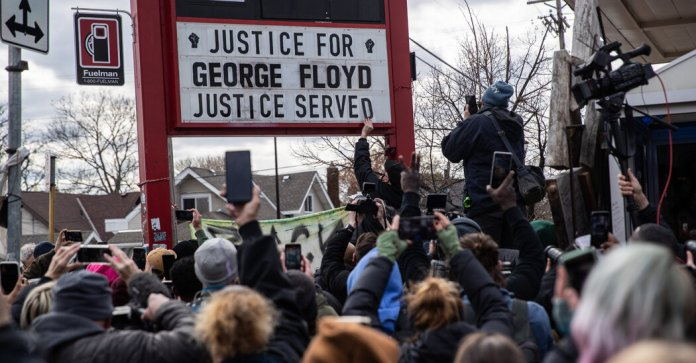 Derek Chauvin Verdict Brings a Rare Rebuke of Police Misconduct