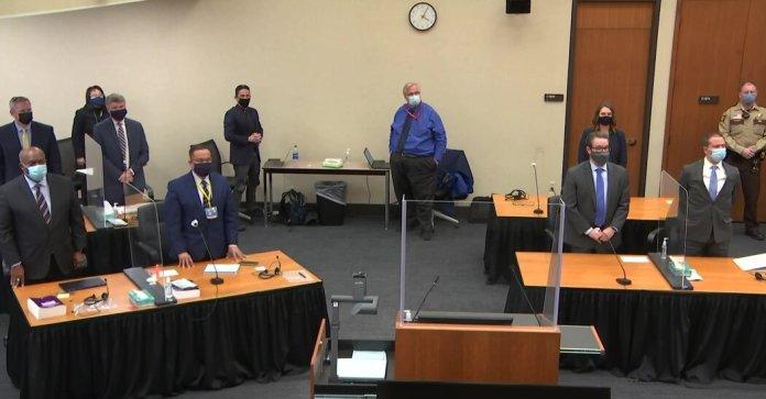 When Will Derek Chauvin Be Sentenced? Judge Says in 8 Weeks