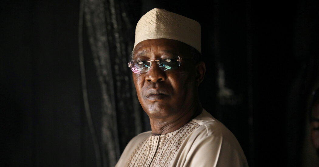 Idriss Déby Dies at 68; Poor Herder's Son Became Chad's Longtime Autocrat