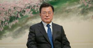 South Korean leader asks Biden to negotiate with North Korea
