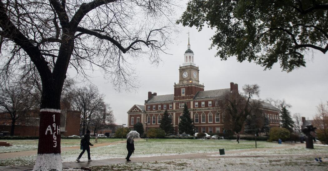 Howard University Students Protest Cut of Classics Department, Hub for Black Scholarship