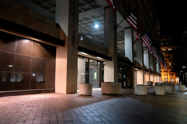 The F.B.I.'s headquarters in Washington. An internal audit showed that the bureau repeatedly violated rules intended to protect Americans' privacy.