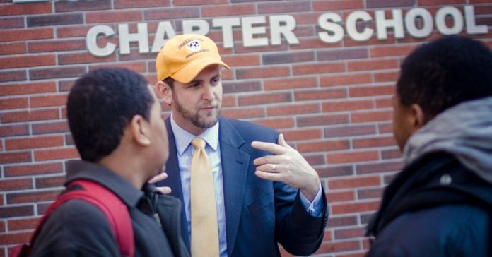 Former White House Adviser Is Charged With Stealing From Charter School Network