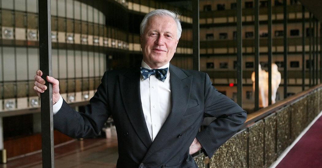Paul Kellogg, New York City Opera Impresario, Dies at 84, Swahili Post