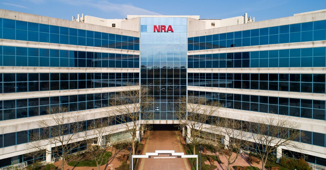 NRA Leadership and Bankruptcy Assailed by U.S. Trustee