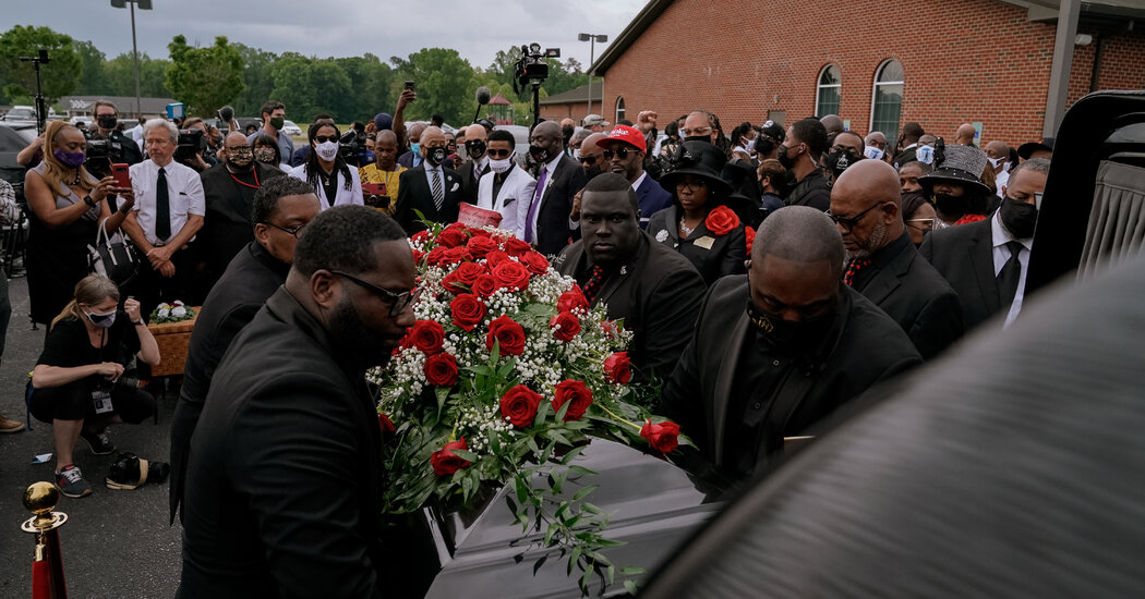 'Here We Are Again': Police Killings Loom Over Andrew Brown Funeral, Swahili Post