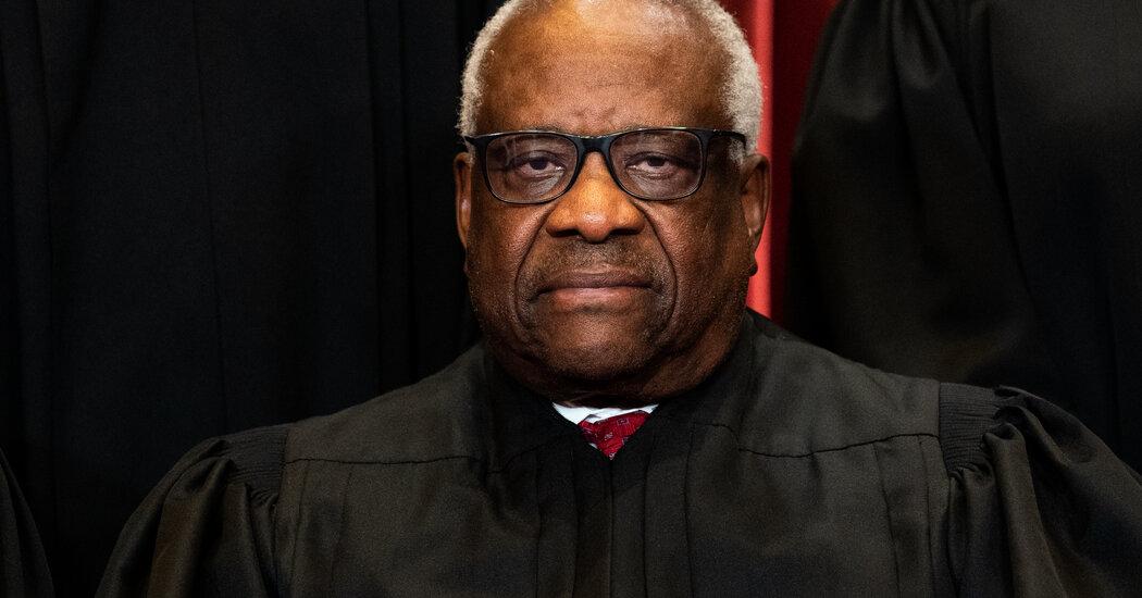 Justice Clarence Thomas, Long Silent, Has Turned Talkative, Swahili Post