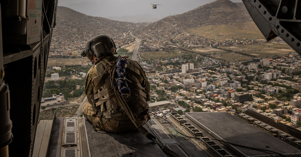 Day 1 of the End of the U.S. War in Afghanistan, Swahili Post