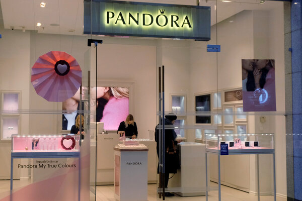 Pandora is looking to address ethical concerns held by consumers about the jewelry business.