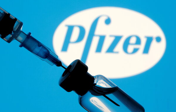 Pfizer's vaccine is disproportionately reaching the world's rich.