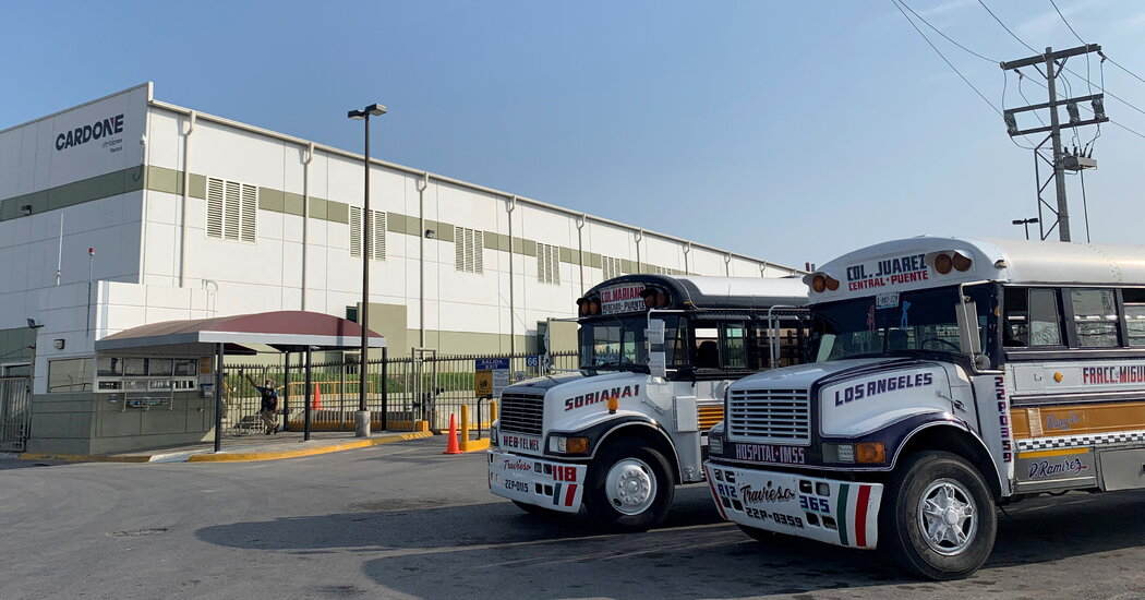 Mexican Factories Accused of Labor Abuses, Testing U.S.M.C.A.