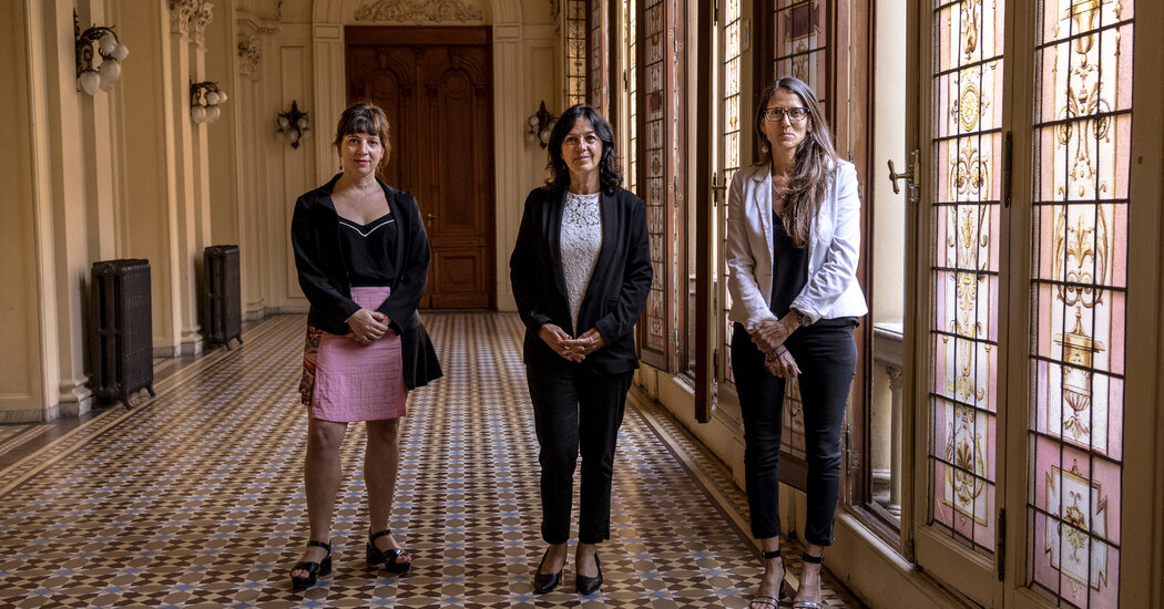 These Three Feminists Are Changing Argentina From the Inside