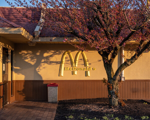 McDonald's said the entry-level wage for new employees would increase to $11 to $17 an hour, based on the location of the restaurant.
