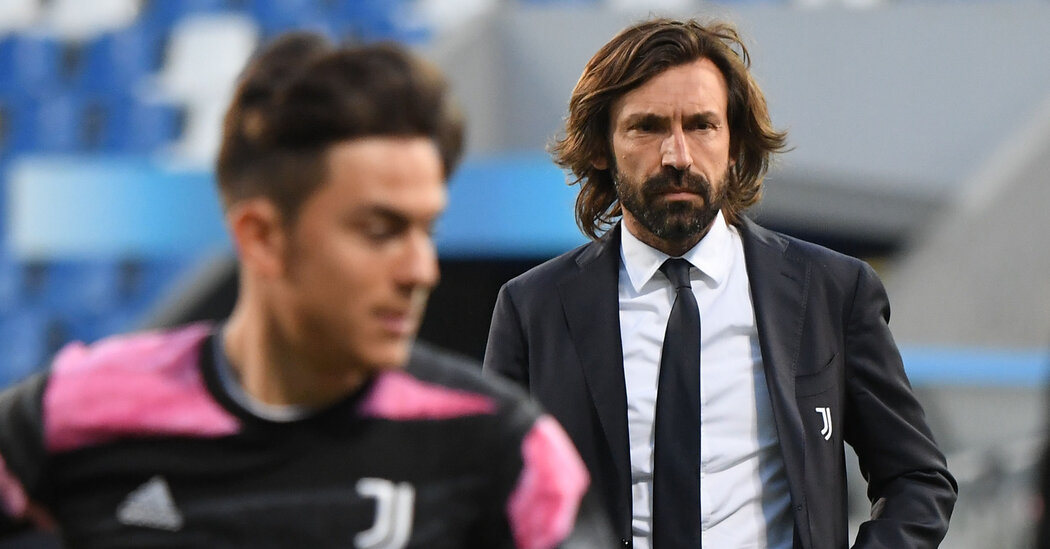Juventus Finds Its Fall Guy in Andrea Pirlo
