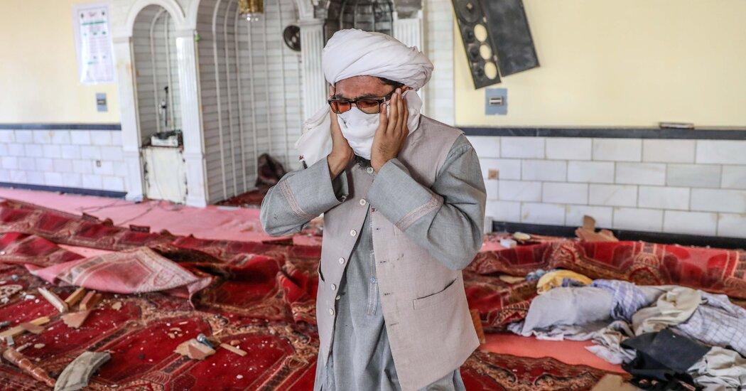 A Fragile Ceasefire Lets Afghans Risk Travel for Eid