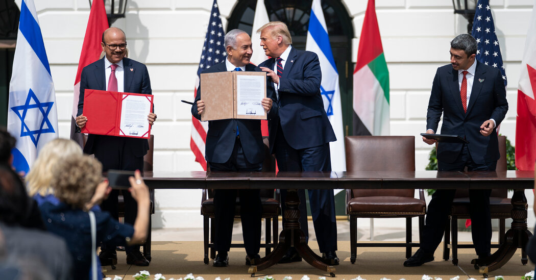 Violence in Israel Shakes Trump's Boast of 'New Middle East'