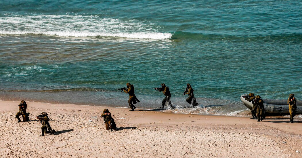 Israel is targeting Hamas naval forces. So what can Hamas do by sea?