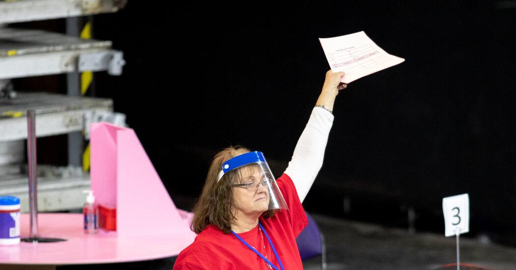 Arizona Senators Retract Claims of Deleted Election Files