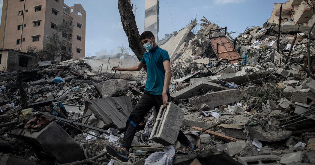 Biden Tells Netanyahu He Expects 'Significant De-Escalation Today'
