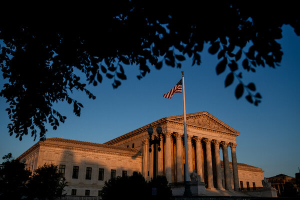 President Biden's Supreme Court reform commission met for the first time on Wednesday.