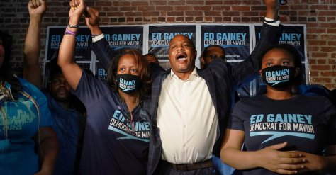 Ed Gainey Poised to Become Pittsburgh's First Black Mayor