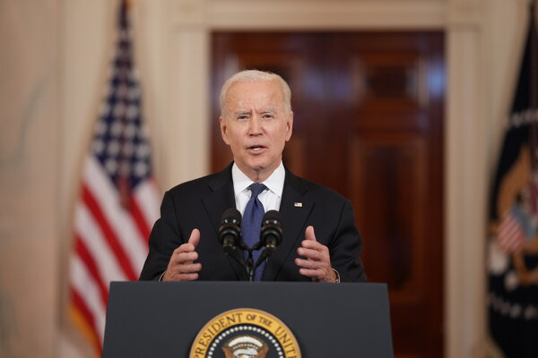 President Biden remarks on the cease-fire between Israel and Hamas.