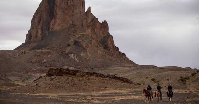 Navajo Nation Becomes Largest Tribe in U.S. After Enrollment Surge