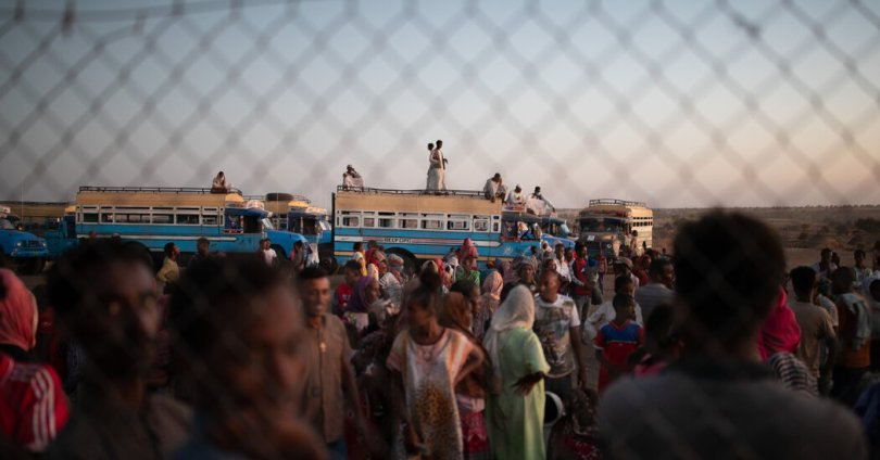 Changing Tack, U.S. Sanctions Ethiopia Over Abuses in Tigray War