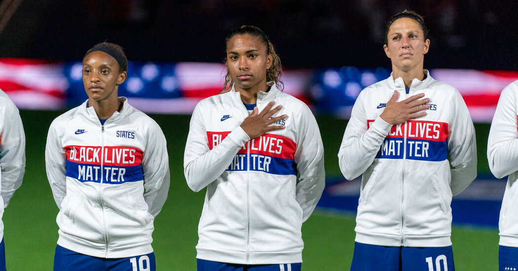 USWNT's Catarina Macario Is Just Getting Started