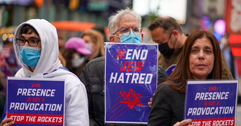 U.S. Faces Outbreak of Anti-Semitic Threats and Violence