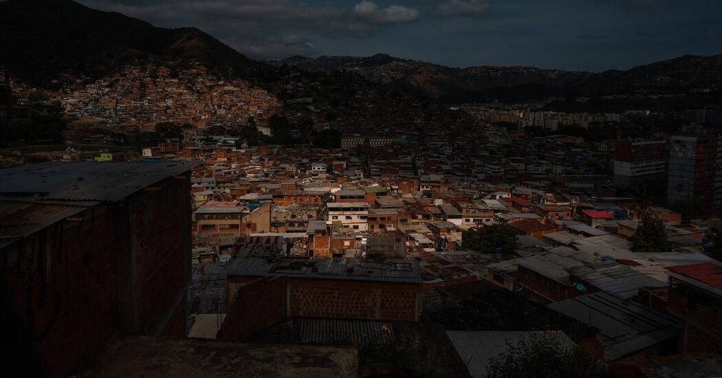Bouncy Castles and Grenades: Gangs Erode Maduro's Grip on Caracas