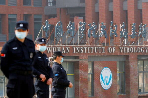 The Wuhan Institute of Virology. Officials say the central goal of the new intelligence push is to improve preparations for future pandemics.