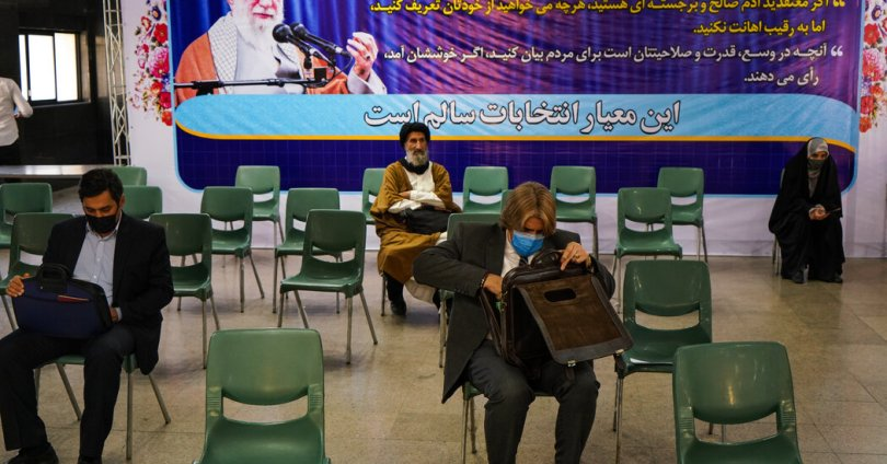 Iran Clears Way for Hard-line Judiciary Chief to Become President