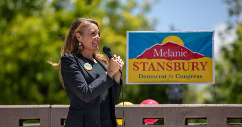 Why a New Mexico House Race Is a Crucial Test of the G.O.P. Focus on Crime