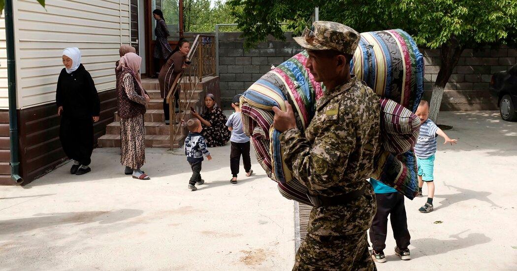 Over 40 Dead in Tajik-Kyrgyz Border Clash as Death Toll Rises