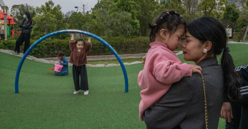 China Announces a Three-Child Policy