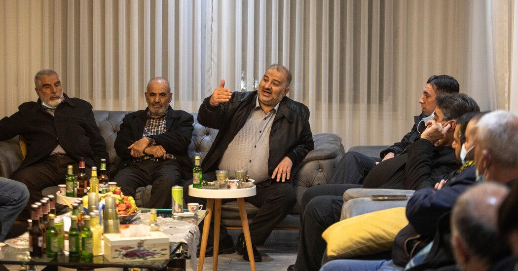 अरब पार्टी राम वार्ता में अहम भूमिका निभा रही है।