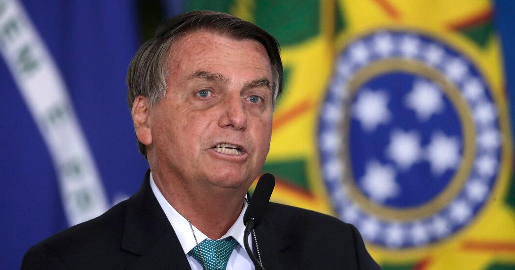 Covid-Stricken Brazil Agrees to Host Copa América