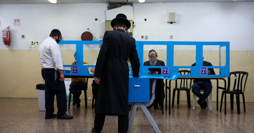 Israeli Ultra-Orthodox Excluded From Coalition, Face Loss of Power