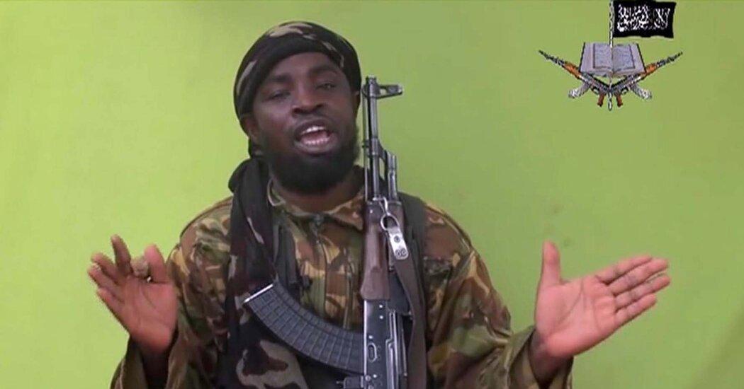 Boko Haram Leader Really Did Kill Himself, Audio Message Says