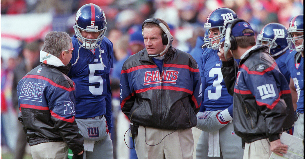 Jim Fassel Bridged Giants Eras With a Smile. And, Once, a Rant.