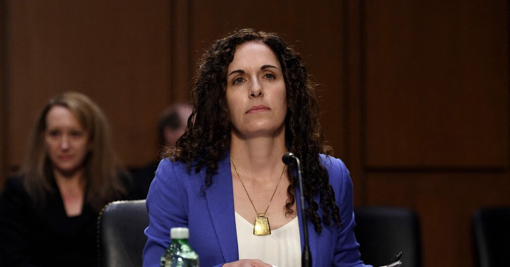 Senators Grill Christine Abizaid, Biden Pick for Counterterrorism Job