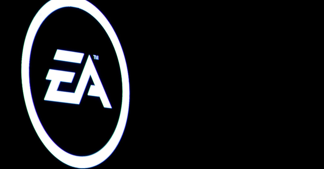 Electronic Arts, a Video-Game Maker, Is Hacked