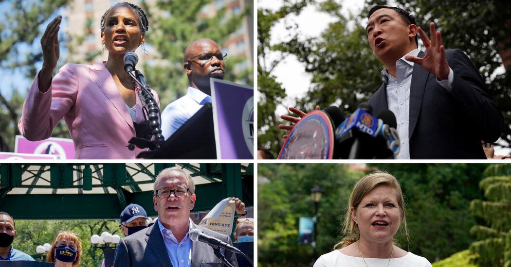 How to Watch Tonight's N.Y.C. Mayoral Debate
