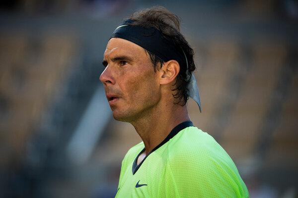 Nadal needs only to win this French Open to hold the most Grand Slam men's singles titles with 21.